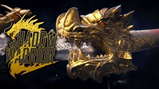 12 Minutes of Cyber Wang - Official Shadow Warrior 2 Gameplay