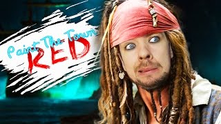 YOU ARE A PIRATE! | Paint The Town Red #5