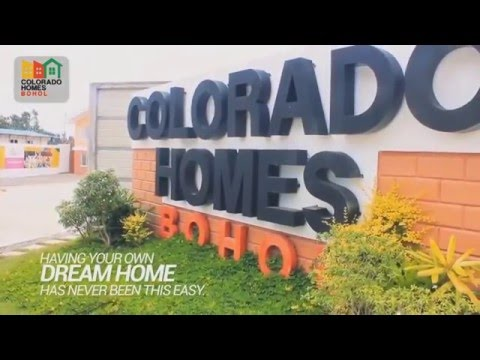 Colorado Homes Bohol - Affordable Quality Filipino Houses with convenient financial scheme