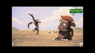Maymun Va Qoshiq Super Mult Prikol