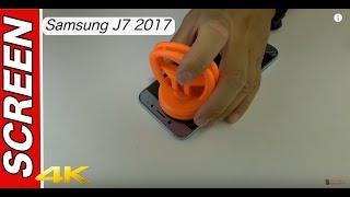 Samsung J7 2017 Screen replacement