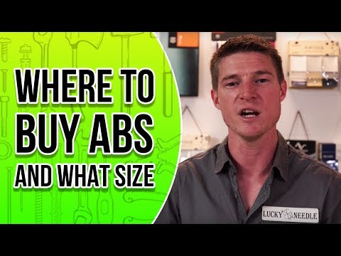 What is the right size ABS Plastic sheets and Where to Buy ABS Plastic sheets near you
