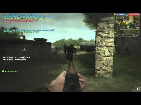 Forgotten Hope 2 - British/German/Soviet gameplay