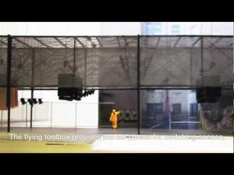 BMW Guggenheim Lab Cycle 1 - Architects