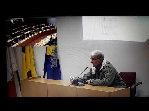 18 Intervenção Orlando Pinela na Assembleia Municipal de Oeiras a 15 Janeiro 2019