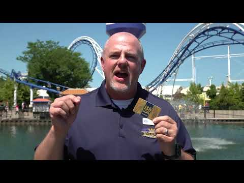 Introducing The All New Cedar Point Gold Pass