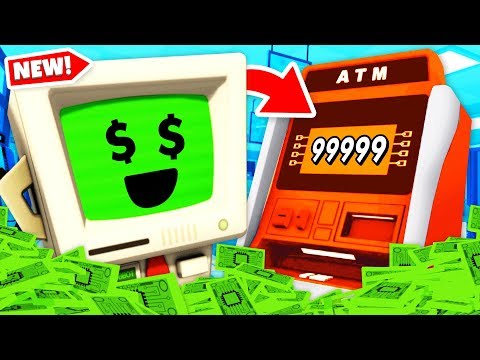 HACKING Job Simulator VR To Make INFINITE MONEY (Funny Job Simulator Virtual Reality Gameplay)