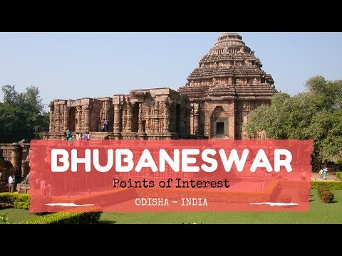 Bhubaneswar Points of Interest | Places to Visit in Bhubaneswar for Couples | India Tourist Places
