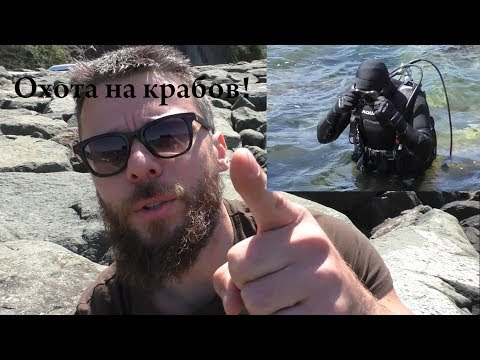 Выходные в Батуми! Ловля крабов в черном море!