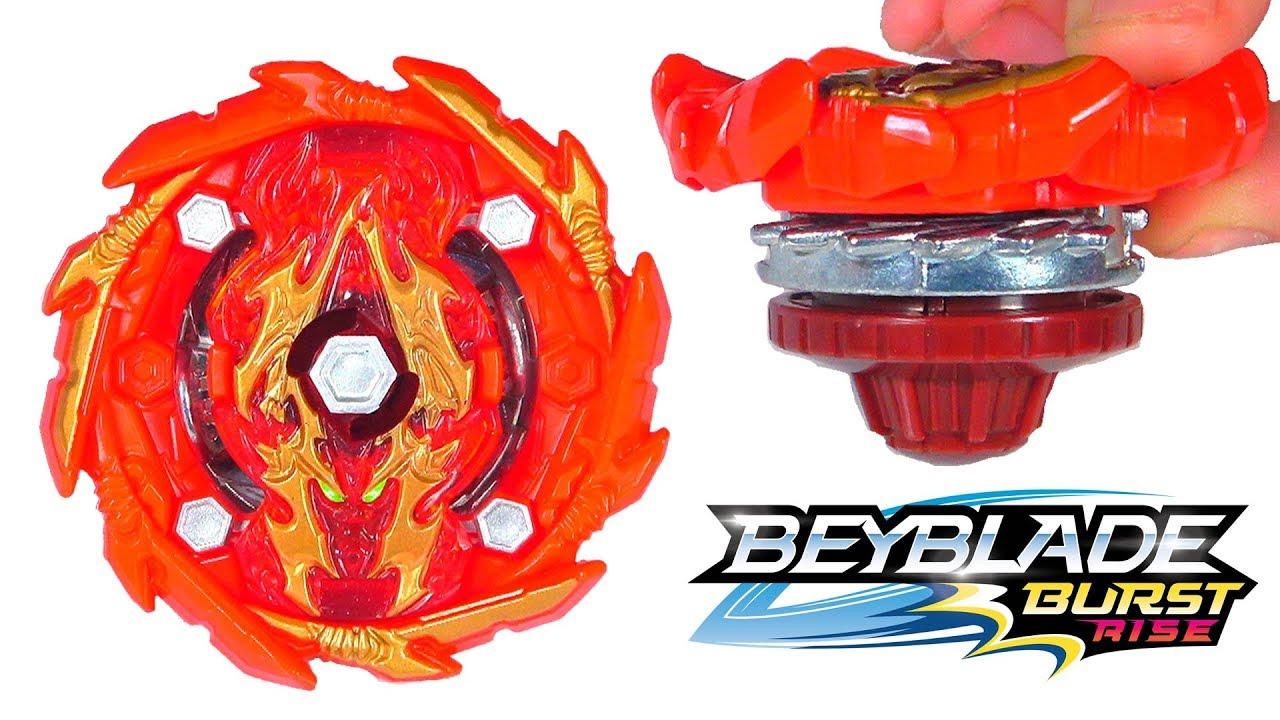 Beyblade Burst Rise Hyper Sphere Bushin Ashindra A5
