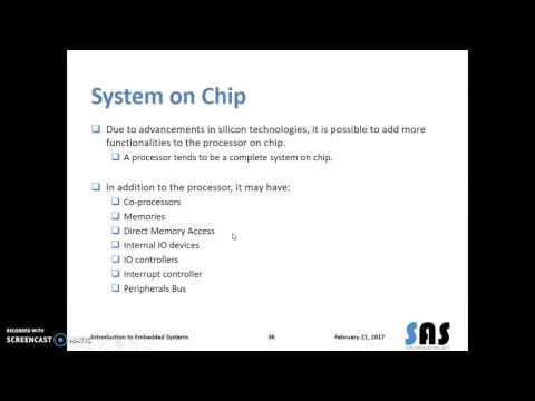 16AR - System On Chip
