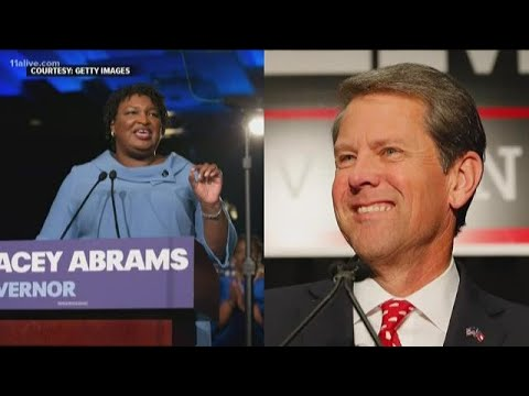 Stacey Abrams sues, Brian Kemp's lead drops in Georgia's governor race