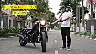 TEEANH  AUTOPRO HONDA REBEL 300