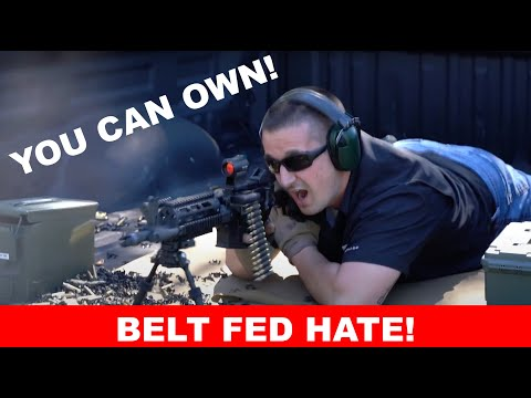 Fightlite MCR - Belt Fed Bliss