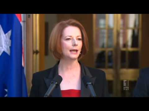 Gillard seeks to amend Migration Act
