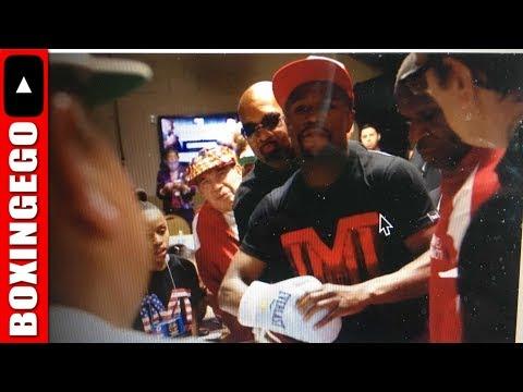 LIVE CHAT: APPROVED! Mayweather v McGregor SMALLER 8 Oz Gloves!!!