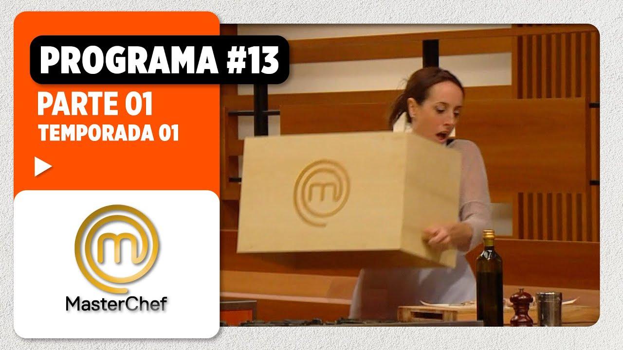 PROGRAMA 13 – 1/5: Ranas y chocolate | TEMPORADA 1 | MASTERCHEF ARGENTINA