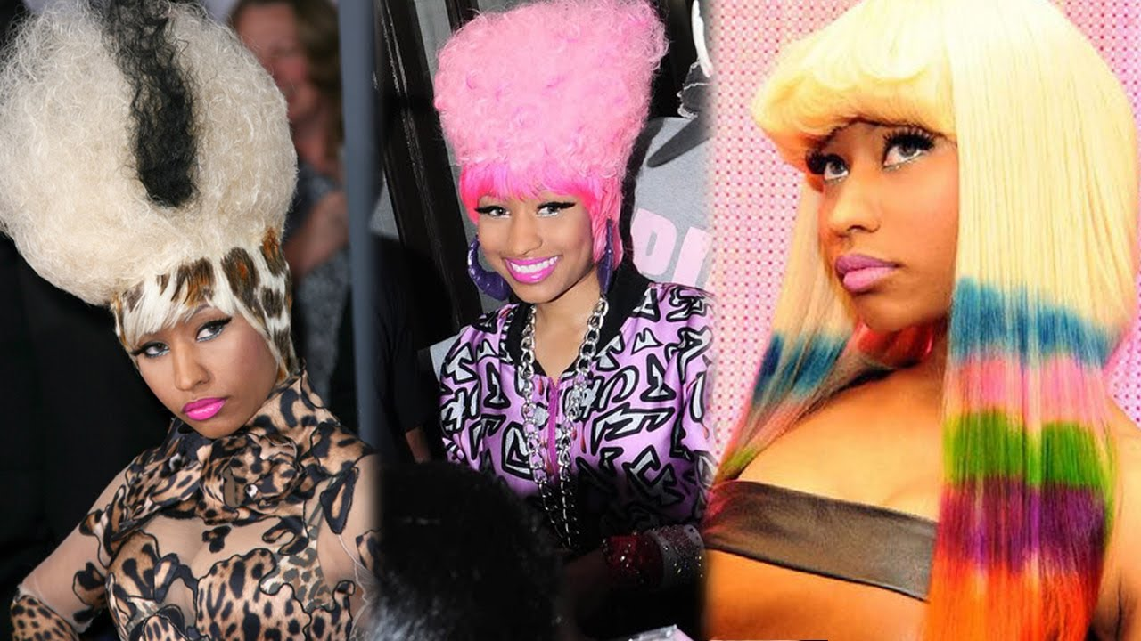 Nicki Minaj Sued for 30 Million Over WIGS! Huh?