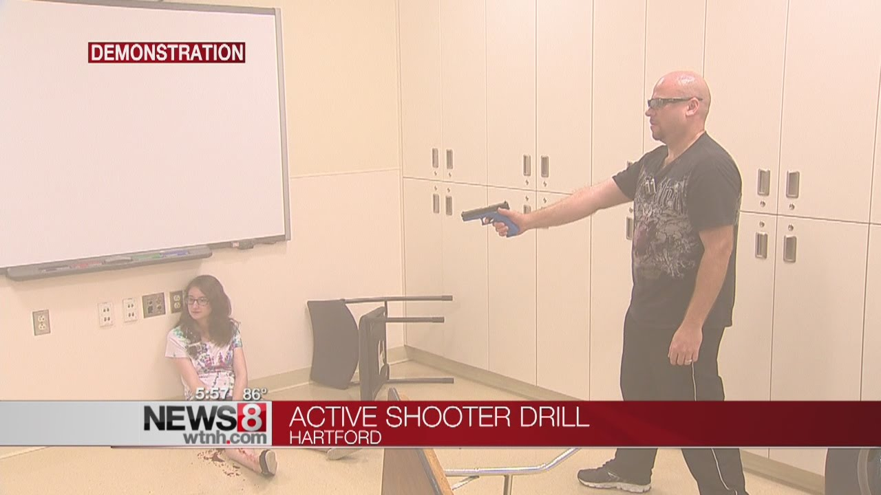 West Hartford officers undergo active shooter training ...