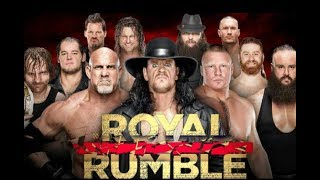 Playing WWE SmackDown- Royal Rumble(PS-2 game) in PC 2018 || Com. Vs Players || Guess Who will WIN?