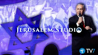 Israel Unprecedented 3rd Round of Elections - Jerusalem Studio 490