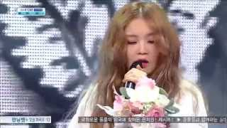 Repeat youtube video Live HD   130414 LEE HI - ROSE (Feat. CL Of 2NE1) @ SBS Inkigayo