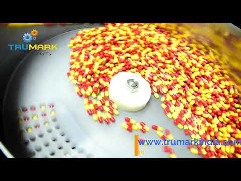 semi automatic capsule  counting machine, tablet pill counter