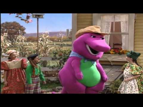 Barney & Friends: Barney & The Turnip - HD-720p