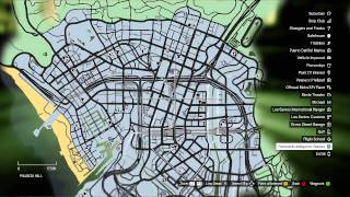 GTA V - HVY Cutter Location