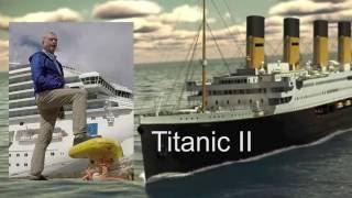 Titanic II : VIDEO le nouveau paquebot
