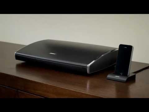bose lifestyle 135 entertainment system youtube. Black Bedroom Furniture Sets. Home Design Ideas