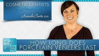 How Long Do Porcelain Veneers Last? Thumbnail