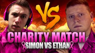 EMON CHARITY MATCH - FIFA 15 With Ethan