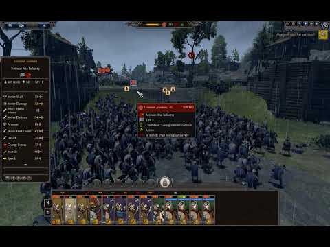 Total War Saga:  Thrones of Britannia |