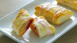 Strawberry and Cream Cheese Pockets
