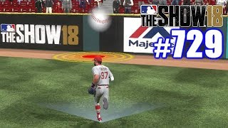 THERE'S A FIRST TIME FOR EVERYTHING! | MLB The Show 18 | Road to the Show #729