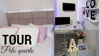TOUR PELO MEU QUARTO | Ariel Martins