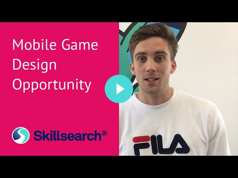 Mobile Game Design Opportunity