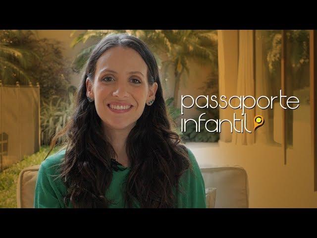 Como tirar passaporte e visto americano para bebês e crianças