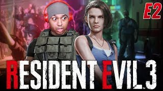 LET'S CONTINUE GETTING BODIED!!! [RESIDENT EVIL 3] [#02]