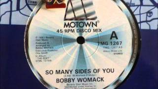 Bobby Womack So many sides