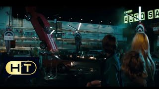 Best action scene HD || Super 8 movie || Science fiction ||