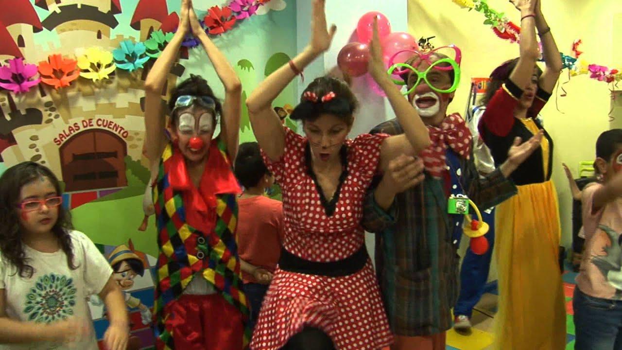 Personajes disney para fiestas y cumplea os infantiles - Fiesta de cumpleanos infantil ...