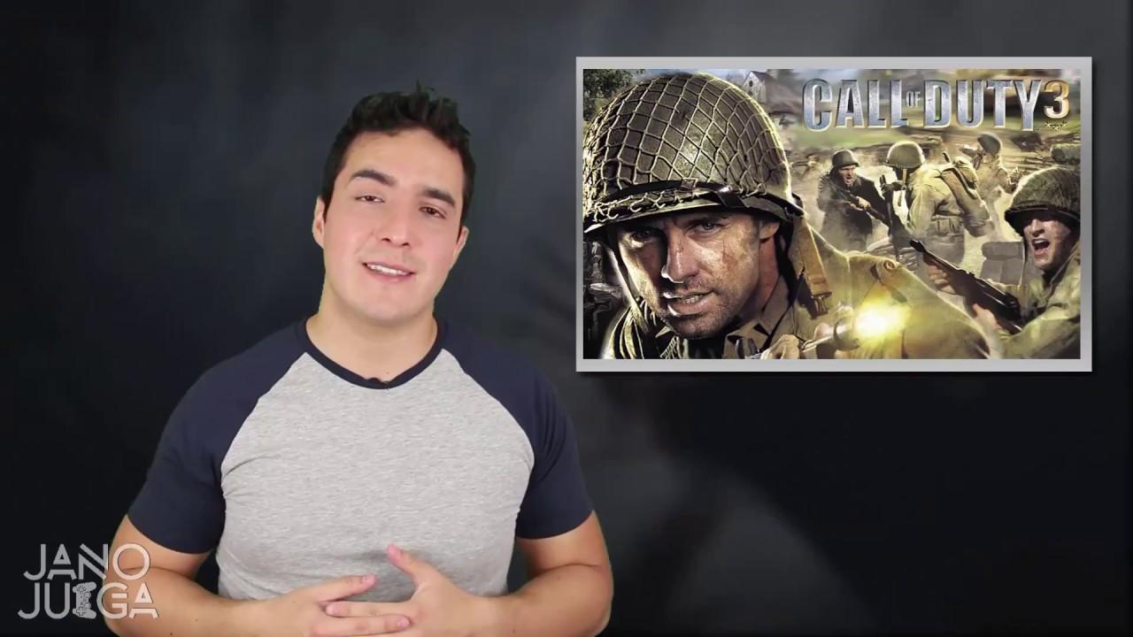 COD WWII ¿Copia de Battlefield 1?