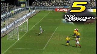 Pro Evolution Soccer 5 ... (PS2)