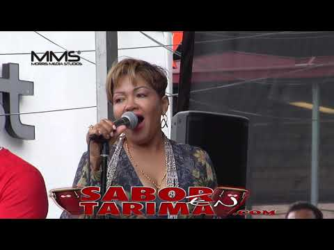 Nelson Gonzales All Stars Feat. NAYIBE  @Salsa Festival de la Morrison Ave. Bronx New York 6/12/21