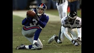 Jason Sehorn Unbelievable Pick 6