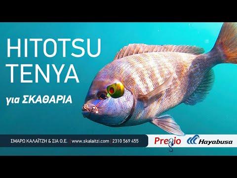 ΨΑΡΕΜΑ HITOTSU TENYA για Σκαθάρια   περιοδικό Boat & Fishing