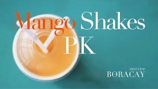 [長灘島#05]長灘島必吃的芒果冰沙, 四家人氣名店比拼(Halowich, Jony's, Jonah's, Cafe del Sol, Boracay Mango Shake PK )