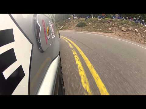 EV West Pikes Peak Official Run 2012 - Electric BMW M3 - First Converted Car to Race 2015